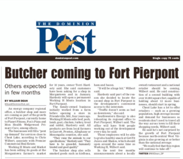 Multiple New Businesses Coming to Fort Pierpont | Premier Commercial